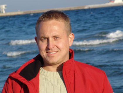 Arkadiusz Klucznik vice dyrektor